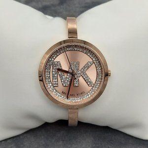 Michael Kors Women's Blakley Rose Gold Tone Watch